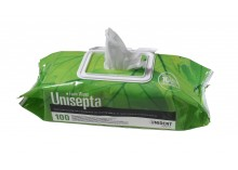 Unisepta Foam wipes 100 stk